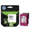 Картридж HP 123XL Цветной (увеличенной емкости), купить за 2305руб.