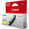 Картридж CANON CLI-471Y, купить за 900руб.