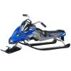 Снегокат Yamaha Apex SNOW BIKE Titanium чёрный/синий, купить за 5000руб.