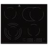 Варочная поверхность Electrolux EHF6547FOK черная, купить за 19 085руб.