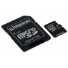 Карта памяти MicroSDXC Kingston SDC10G2/64GB, купить за 1 770 руб.