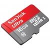 Sandisk Ultra microSDHC Class 10 UHS-I 80MB/s 16GB, купить за 325руб.
