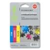 Товар Cactus CS-CLI521C/M/Y, набор картриджей совместимых, голубой/желтый/пурпурный, купить за 1 315руб.