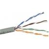 Кабель ITK ШПД U/UTP (BC1-C5E04-111), Серый, купить за 4 295руб.