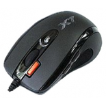 мышка A4Tech X-710MK Black USB