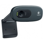 web-камера Logitech HD Webcam C270, чёрная
