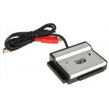 кабель (шнур) Переходник AgeStar FUBCA (USB2.0 — IDE+miniIDE+SATA)