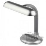 светильник настольный ЭРА (NL-208 (NL-209-G23-9W-GY), Серый