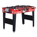 игровой стол Weekend футбол Flex, красный