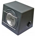 сабвуфер для авто Kicx ICQ 301BPA (встроенный усилитель)