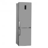 холодильник LG GA-M599ZMQZ серебристый, инверторный компресор
