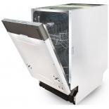 Посудомоечная машина Ginzzu DC408 (9 комплектов)
