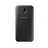 чехол для смартфона Samsung для Galaxy J5 (2017) Wallet Cover черный