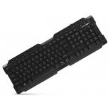 клавиатура Crown CMK-158T черная