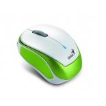 мышка Genius Micro Traveler 9000R V3 (31030132102) зеленая