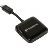 устройство для чтения карт памяти Transcend TS-RDP9K, черный