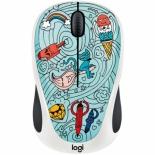 мышка Мышь Logitech M238 BAE-BEE BLUE