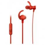 гарнитура для телефона Sony MDRXB510ASRQ(E), красная