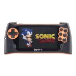 игровая приставка SEGA Genesis Gopher 2 LCD черно-оранжевая