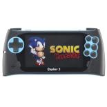 игровая приставка SEGA Genesis Gopher 2, черно-синяя