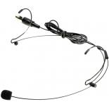 микрофон мультимедийный Nady HM-10, конденсаторный головной