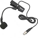 микрофон мультимедийный Nady CM60 Mini-XLR, черный
