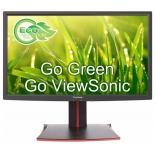 монитор Viewsonic XG2401, Черно-красный