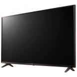 телевизор LG 49UJ630V, черный