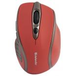 мышка Defender Safari MM-675, Красная