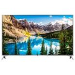 телевизор LG 43UJ651V, Серо-серебристый