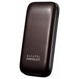 сотовый телефон ALCATEL OneTouch 1035D  Тёмно-коричневый