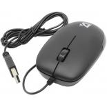 мышка Defender проводная Datum MM-010 черная