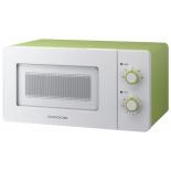 микроволновая печь Daewoo KOR-5A17 белый/зеленый
