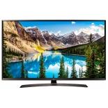 телевизор LG 49UJ634V, коричневый