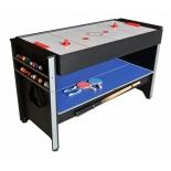 настольная игра Weekend-Billiard Global 3 в 1, многофункциональный
