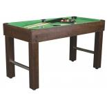 игровой стол Weekend-Billiard Mixter 3-in-1, многофункциональный