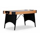 игровой стол Аэрохоккей Weekend-Billiard Rider, светло-черный
