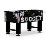 игровой стол Футбольный стол Weekend-Billiard Roma IV черный
