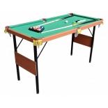 стол бильярдный Weekend Biliard Игровой стол - пул Hobby 4,5 (в комплекте)