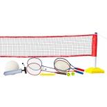 набор игровой Weekend Biliard Prazer 3 в 1 (волейбол, теннис, бадминтон)