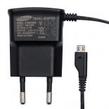 зарядное устройство Samsung (ETA0U10EBECSTD) черное