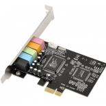 Звуковая карта ASIA PCI-E CMEDIA CMI8738 5.1, купить за 680руб.