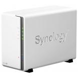 сетевой накопитель Synology DS216se (для 2 дисков)