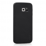 чехол для смартфона Nillkin Victoria series для Samsung Galaxy S6 Edge Чёрный