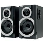 Компьютерная акустика Sven SPS-619, 2x10Вт, черный, купить за 1 860руб.