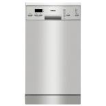 Посудомоечная машина Hansa ZWM407IH цвет серебристая