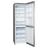 холодильник LG GA-B419SMQL серебристый
