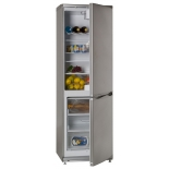 холодильник Атлант ХМ 6021-080, серебристый