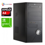 CompYou Home PC H557 (CY.450992.H557), купить за 17 090 руб.