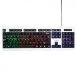 клавиатура Гарнизон GK-110L черно-белая